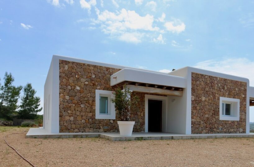 4 bed modern villa with pool and guesthouse - San Rafael De La Creu, Ibiza