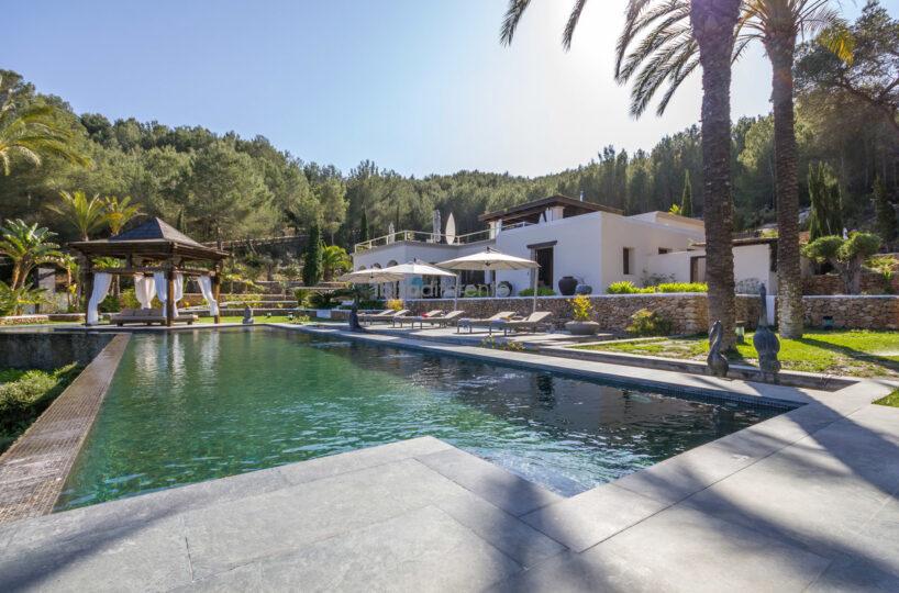 7 bedroom mansion Antzarro - Santa Eulalia Del Rio, Ibiza