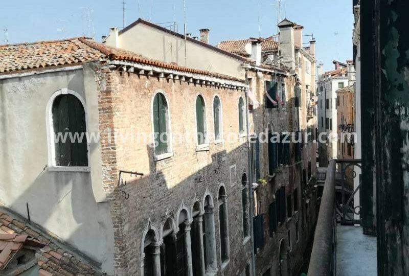 Unique 500 sqm property near Rialto Market, Venice, Italy