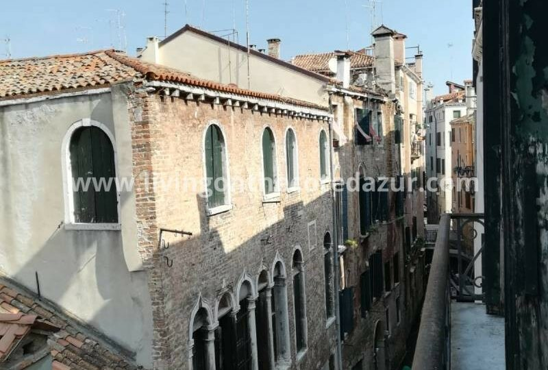 Unique 500 sqm property near Rialto Market, Venice, Italy