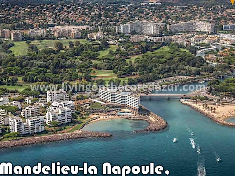 Close to nature and city: serene new construction Mandelieu