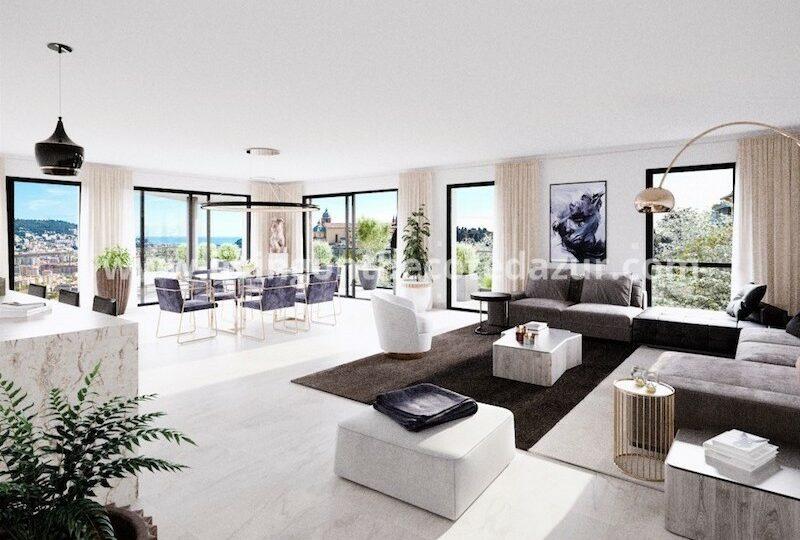 Sensational new apartment in Nice Cimiez. appartement neuf