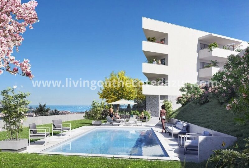 Sensational new apartment in Nice Cimiez