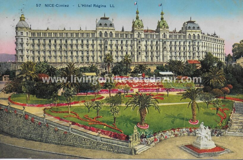 Information about Nice Cimiez on the French Riviera