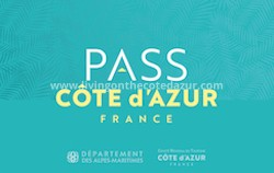 Côte d'Azur Pass for discounts