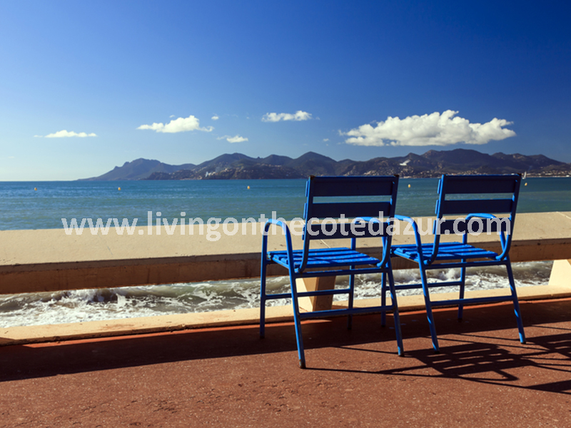 Buying and renting out your apartment in Cannes. How does that work?