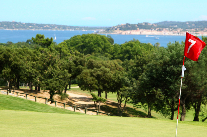 All French Riviera Golf Clubs Côte d'Azur