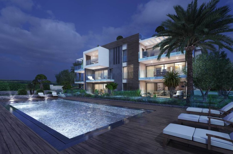 Beautiful new construction Antibes in exclusive architecture