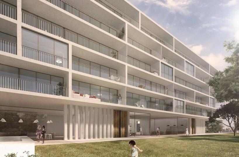 New build Lisbon apartment along the Tagus River
