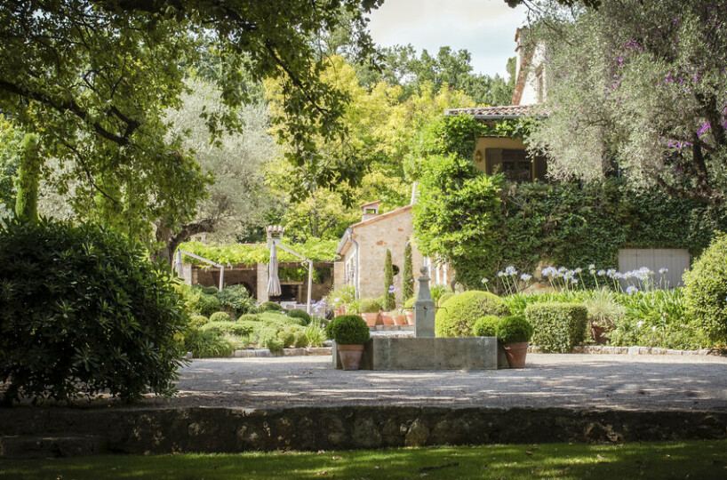 The best garden design and construction on the French Riviera