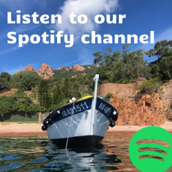Spotify, Cote Azur, French Riviera radio